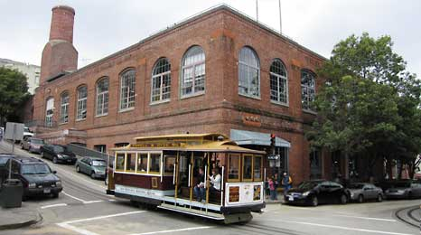 The Cable Car Museum and Powerhouse