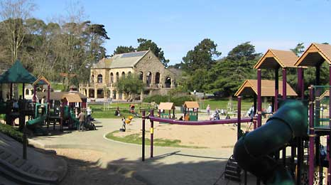 The Playground in San Francisco's Golden Gate Park